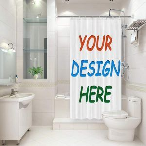 Professional Custom Shower Curtain